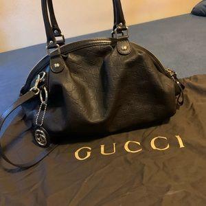 Gucci Sukey Boston Bag . 100% Authentic
